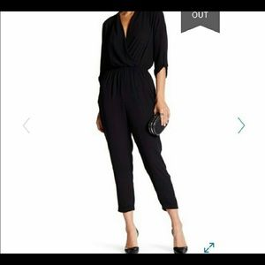 Black jumpsuit from Nordstrom, size medium